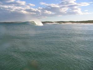 Best beach to learn surf in bali
